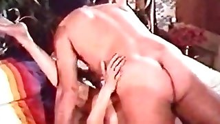 Cock is Necessary for Sweet Girl's Orgasm (1970s Vintage)