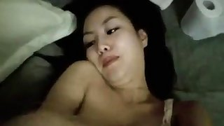 Young Asian beauty hard sex