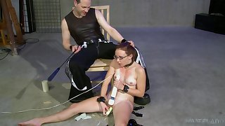 Brutal BDSM and maledom for the amateur whore