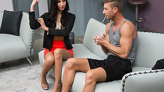 Gianna Dior gets worked OUT and improbable HARD by say no to married school