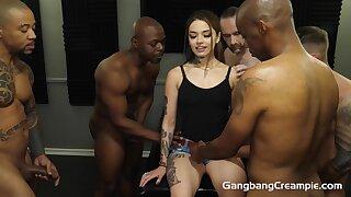 Vanessa Vega Raped GangBang Multiracial