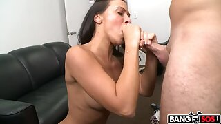 Professional Blowjob from Rachel