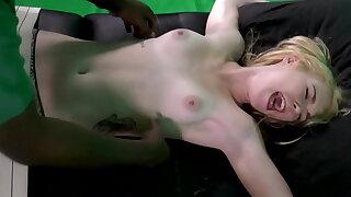 Upper body tickling