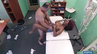 Sexy Hot Minx Loves Abrading Cock
