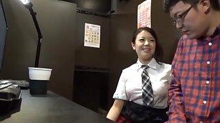 Hoshino Hibiki gets fucked really good in a homemade video