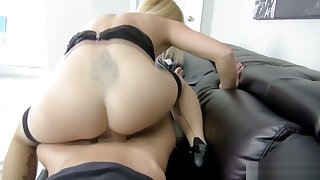 Milf Blaten Lee ride her pussy on step sons cock